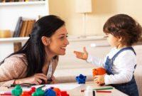 Mengajari anak bicara