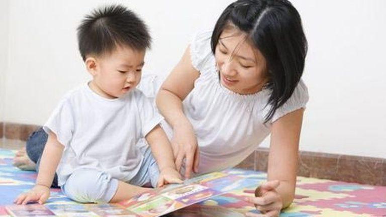 cara ajari anak bicara