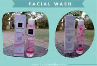 Facial wash scarlett whitening